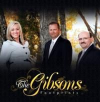 The Gibsons-Footprints CD